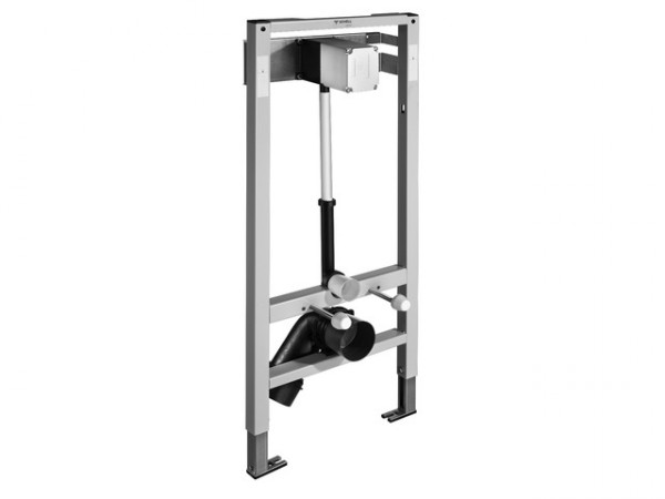Schell WC-Montagemodul COMPACT II für wandhängende WCs mit WE-Spülarmatur
