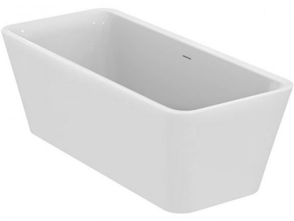 Ideal Standard Körperform-Badewanne TONIC II, freistehend, E398101 mit Ablauf, 1800x800x490mm