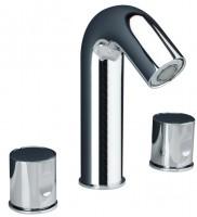 IB Onlyone aeratore 3-Loch Waschtischarmatur chrom, ohne Ablaufgarnitur