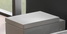 Classic WC-Sitz mit Deckel, mit Absenkautomatik, weiss SC020BI