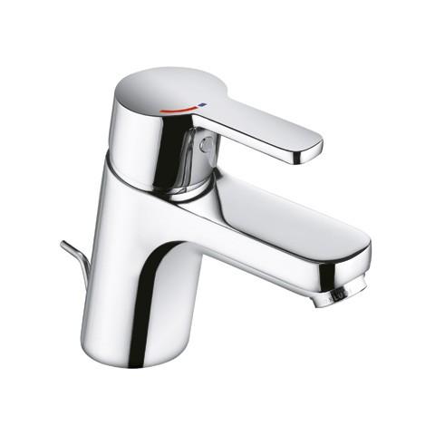 LOGO NEO Waschtisch-Einhandmischer mit Ablaufgarnitur chrom, 372890575 372890575