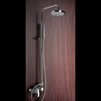 Hego Iotondo Duschsystem Aufputz