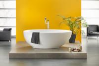 Freistehende Badewanne Somerset 1850x950x475 mm, weiß