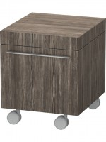 Duravit Rollcontainer , Front/Korpus: pine terra, FO954305151