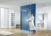 HSK Walk In Easy Comfort 1 Frontelement + Seitenteil + Seitenwand