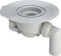 Viega Badablauf Advantix 4911.65 in 40x50mm Kunststoff grau