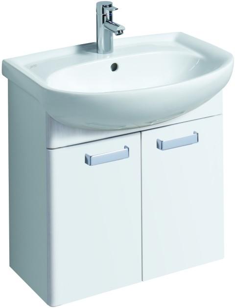 Waschtischunterschrank Renova Nr. 1 880065, B: 600, H: 590, T: 310 mm, 880065000 880065000