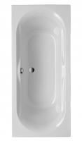 Acryl Badewanne Madera 1800x800 mm, weiß