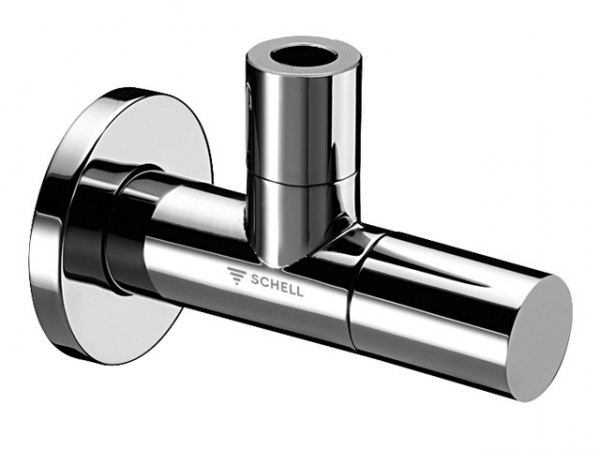 "Schell Design-Eckventil LINE 1/2"" chrom"