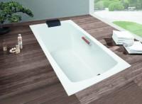 Hoesch Badewanne Largo 1700x750, weiß