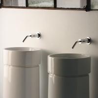 Hego Profumi Unterputz- Einhand Waschtischmischer