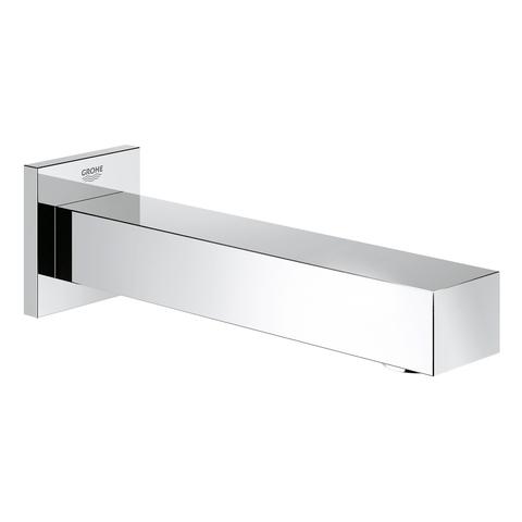 grohe wanneneinlauf eurocube 13303 wandmontage ausladung 170mm chrom. Black Bedroom Furniture Sets. Home Design Ideas