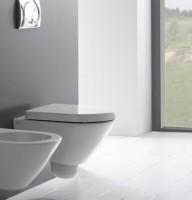 Globo Concept Wand-WC, B: 360, T: 490 mm, versteckte Wandbefestigung, weiss