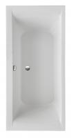 Badewanne Rosa 1700x750 mm, weiß