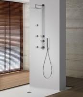 Tres Tresmostatic Wanne / dusche Thermostatarmaturen Drehgriff Aufputz
