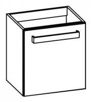 """Artiqua COLLECTION 413 Waschtischunterschrank zu""""RenovaNr.1 Plan""""272150 B:450mm"""