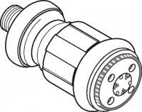 Ideal Standard Körperbrause Cerawell chrom