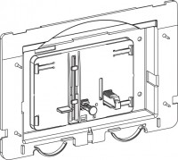 Mepa Betätigungsmechanik für, SK SC R11 MEPAsun/star 2-M, 590211
