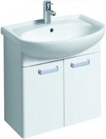 Keramag Waschtischunterschrank Renova Nr. 1 880065, B: 600, H: 590, T: 310 mm, 880065000