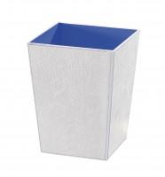 Koh-I-Noor PERLE Abfallbehälter 23x30x23, weiß, 2503SV