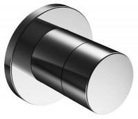 Keuco 3-Wege Umstellventil IXMO Pure 59548, rund, verchromt, 59548010001