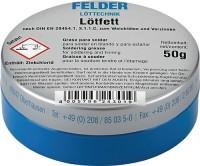 Felder GmbH Löttfett zum Weichlöten 100g F-SW 21, 243100501