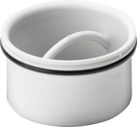 Viega Tauchrohr 6963.99, in Kunststoff weiß für Tempoplex 60mm