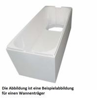 Neuesbad Wannenträger für Badewanne NB820226