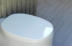 Olivia WC-Sitz mit Deckel, weiss OL019BI