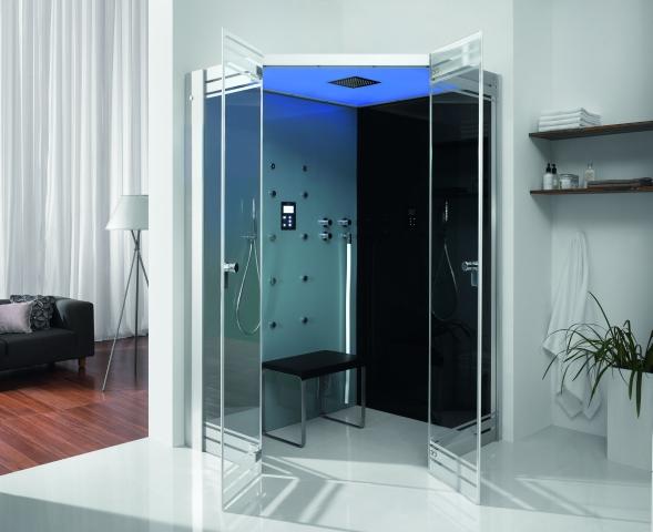dampfduschen hoesch dampfb der online kaufen. Black Bedroom Furniture Sets. Home Design Ideas