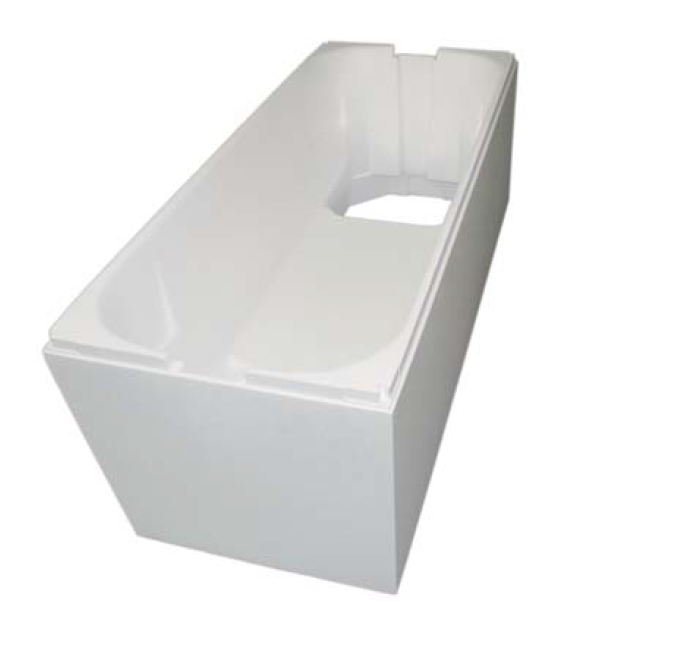 Schedel Wannenträger für Villeroy & Boch Loop&Friends Solo 1700x750 SW16018