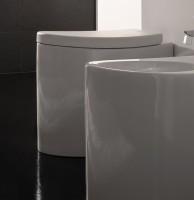 Scarabeo Zefiro bodenstehendes WC L: 52,5 B: 35 cm