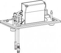 Mepa Sanicontrol WC-Spülautom., 1051 Air-WC Ersatzelektronik, 718028