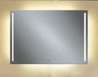 Zierath Lichtspiegel REMO LED Kristallspiegel, BxH: 1600x900, ZREMO0301160090