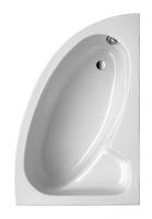 Badewanne Salinas A 1500x970 mm, weiß
