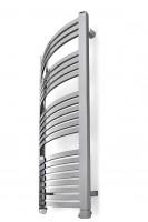 Terma Dexter H: 1760, H: 600 mm, weiss RAL 9016, rein elektrisch