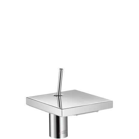 Hansgrohe Waschtischmischer Axor Starck X chrom ohne Zugstange, 10077000