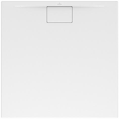 villeroy boch architectura duschwanne a9090ara148v01 metalrim 900x900x48mm star white. Black Bedroom Furniture Sets. Home Design Ideas