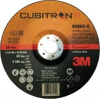 3M Deutschland GmbH Schruppscheibe Cubitron™ II D.115x7,0mm gekr. 22,23mm K. 36 3M, 94003-Q