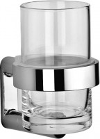 Ideal Standard Jado Mundglas Klarglas chrom