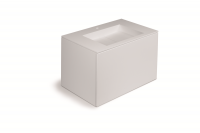 Cosmic Block Schrank 2 Schubladen mit Waschtich matt,B:800, H:520, T:500 mm