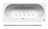 Kaldewei Vivo Vario Plus Whirlsystem