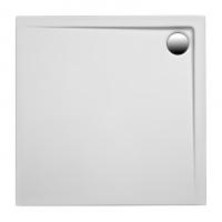Brausetasse Maui-Q 900x900x25 mm, weiß