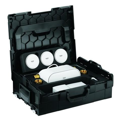 Grohe Sense/-Guard Wassersicherheits-Set 22520 mit Sortimo-Präsentationskoffer, 22520LN0