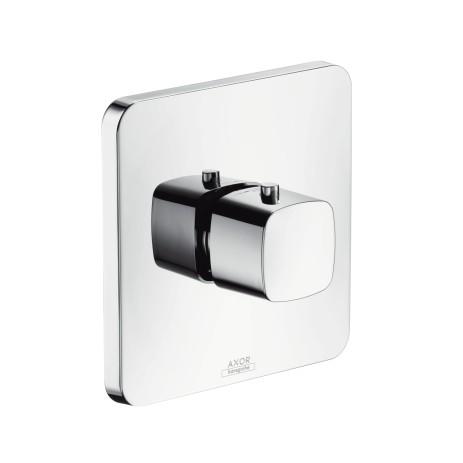 Hansgrohe Thermostat Unterputz Axor Urquiola High Flow Fertigset chrom, 11731000