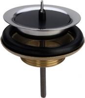 Viega Ablaufventil 7122 in G1 1/2 x 80mm Messing
