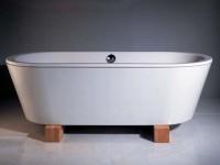 Hoesch Badewanne Starck 2 1750x800 freist. mit