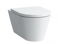 Laufen Wand Tiefspül-WC Kartel 370x545x430 mm weiss weiss matt