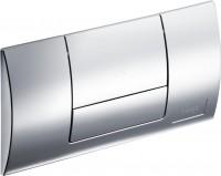 Viega WC Betätigungsplatte Standard 8180.1 in Kunststoff edelstahlfarben