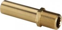 Viega Einsteckstück 8019.21, in 90mm x R1/2 Messing